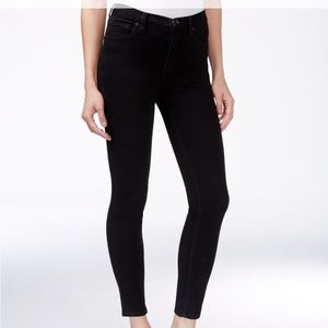 Free People Roller High Rise Crop Skinny Jeans 30